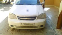 For sale Chevrolet Optra car in Al-Khums