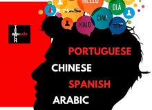 Language Courses (Arabic, Spanish, French, Portuguese, Chinese)