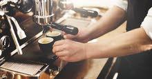 اسطاف مكينه قهوه مبتدائ