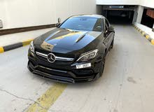 MERCEDES BENZ C63s AMG coupe 2018