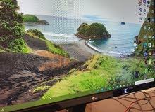 pc gaming  كمبيوتر قيمنق مع شاشة