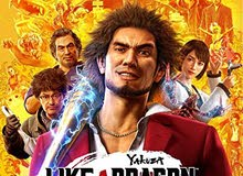 yakuza like a dragon (Like new) ps4