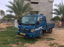 كيا فرسان لنقل البضائع داخل طرابلس وضواحيها