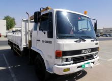 Isuzu pickup crane 7 ton