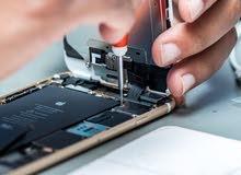 إصلاح المحمول ، يمكن إصلاح أي نوع من الأجهزة المحمولة