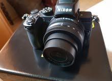 New Nikon Z50 For sale كاميرا نيكون Z50 للبيع بحالة شبه جديدة