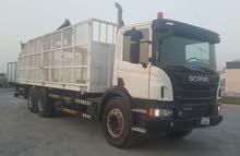 Scania Truck Mounted Crane -  2017 Sale