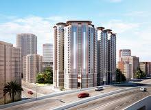 للبيع اراضي تجارية بموقع مميز جدا وسط مدينة عجمان علي شارع الشبخ خليفة (517) @ QWR
