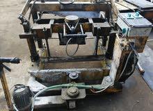 مصنع بلك (طوب اسمنتي) مكينة كادونة و عجانة