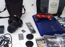 Sony Playstation 3 super slim 500gb ++