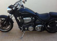 للبيع دراجه ياماها ورير 1700cc for sale yamah warrior