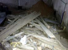للبيع خشب مرابيع
