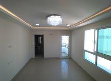 للايجار شقة من 3 غرف و 3 حمامات اول ساكن!