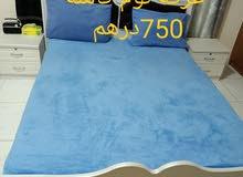 للبيع فرش شقة بالكامل بالاجهزة موجود بعجمان ومتوفر للبيع فورا والاسعار كالتالى
