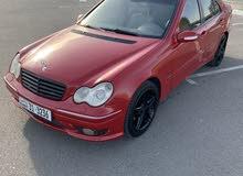 مرسيدس C200 موديل 2005