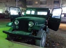 Jeep Wrangler 1989 for sale in Cairo