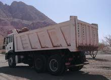 شاحنة مان 2008 18 متر