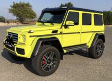 Mercedes Benz G 500 4X4² made in 2016 for sale
