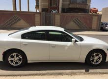 Automatic White Dodge 2015 for sale