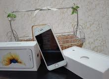 جهازين  samsung و  iPhone 6S استعمال نضيف