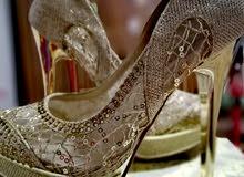 حذاء نسائي كعب من ماركت  KeN