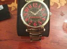 ساعة كريستيان لاكروا اصلية سويسرية الصنع