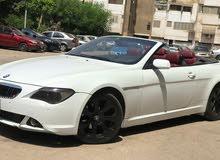 للإيجار بسائق - أفخم BMW-M6 وبسعر مدهش