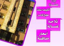 سكن طالبات مفروش بشارع الإنقاذ جوار جامعة المشرق