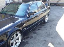 Manual Black BMW 1991 for sale