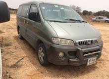 Available for sale! +200,000 km mileage Hyundai H-1 Starex 2002