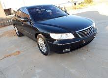 هونداي ازيرا 2009 ماشية 98 سيارة الله  يبارك محرك 27 اصلية