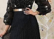 فستان مقاس لارج