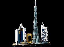 مع خدمة التوصيل LEGO Dubai