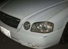 سيارة كيا اوبتما 2004