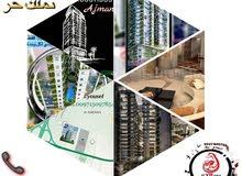 for sale apartment in Ajman  - Ajman Downtown