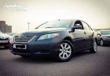 Renting Toyota cars, Camry 2010 for rent in Aqaba city
