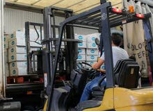 مطلوب سائق فوركه لدى شركة شيماء للصناعات الغذائية