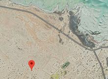 أرض في جربة طريق المطار تبعد على البحر 900م