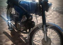 دراجة نارية سوزوكي ماتور 100cc بانزين  4 غيار دراجة صلات النبي  مناويل تشغيل