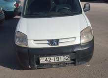 Manual Peugeot 2012 for sale - Used - Amman city
