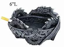 لمحبي التميز و التحف ثلاث طفايات سجائر صراع العروش game of thrones