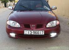 Gasoline Fuel/Power   Hyundai Avante 1998