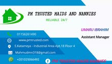Maids and Nannies