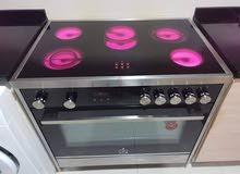 la Germania five Burner full electric cooker