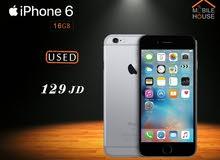 ايفون 6 بحالة ممتازة من Mobile House