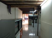 محل للبيع 45م يحتوي على صندرة 35م بمجمع عبدالمنعم جابر بزيزيزيا