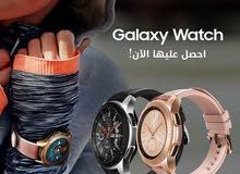 Galaxy Watch 2019 متوفره بمعرضنا