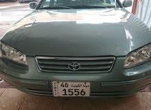 For sale 2000 Green Camry