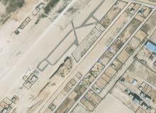 قطعة ارض مساحتها 1000متر للبيع بمنطقة الملايطه ع طريق البحر