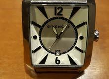 ساعة جيفنشي سويسري اصلي شغالة على الشرط ...و بحالة جيدة